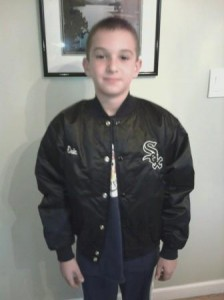 Eric in his too-small jacket